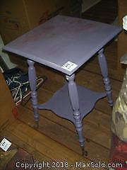 Painted Table B