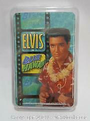 Deck Of Cards With Elvis Blue Hawaii Motif Unopened