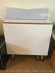 Sewing Table Lot