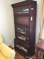 Barrister Bookcase C