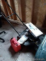 Briggs and Stratton Lawn Mower C