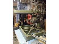 DEWALT RADIAL ARM SAW please look at my other item' PRICE DROP ON ALL MACHINES