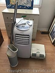 2 Air Conditioners And Humidifier B