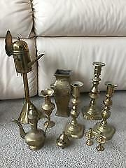 Brass Lot 2 (A)
