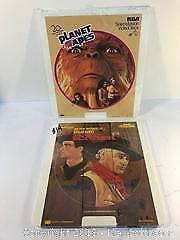SEALED VIDEO DISCS Planet of the Apes +