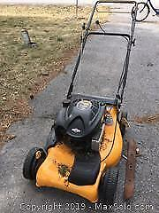 Gas Lawn Mower for Parts