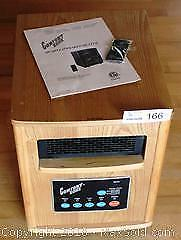 """Infrared Electric Heater Pick up in Time-slot """"B"""""""