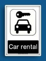 Rent a Car $21.99/day Small SUV $31.99/day 8 Seater Van $39.99/d