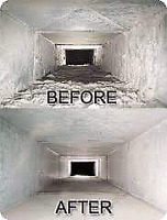 Air Duct Cleaning (Victoria Day Promotional Deal)