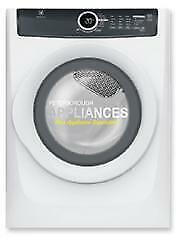 Peterborough Appliances Electrolux Front Load Dryer w/Perfect Steam with IQ Touch Controls.