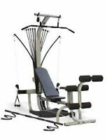 Bowflex Ultimate home gym, like new, barely used