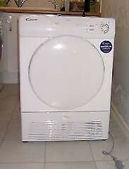 34 Candy GOC580C 8kg White Sensor Drying Condenser Tumble Dryer 1 YEAR GUARANTEE FREE DELIVERY