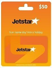 Jetstar Gift Card in the value of 50$ Melbourne CBD Melbourne City Preview
