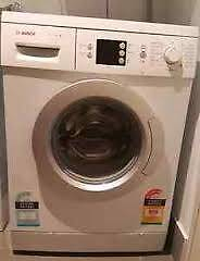 AS NEW 7kg Bosch Serie 4 Front Load washing Warranty to 19/3/2018 Castle Hill The Hills District Preview