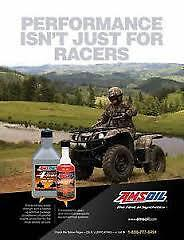 AMSOIL SYNTHETIC OIL PRODUCTS