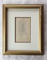 Frantisek Kupka (1871- 1957), assumed to be pencil on paper but possible lithograph