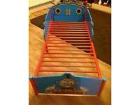 Thomas the Tank toddler bed & accessories