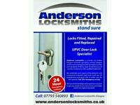 Locksmith & Maintenance