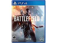 Battlefield one PS4-mint condition
