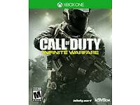 Call of duty infinty warefare xbox one