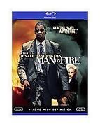 Man on Fire Blu Ray