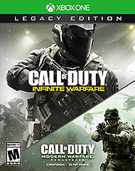 Call of Duty Infinite Warfare Legacy Edition - $60 or trade
