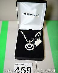 MM Crystal Necklace A