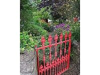 garden and driveway gates whatever size you need