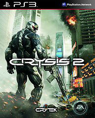 CRYSIS 2 PS3 video game