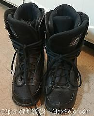 Mens Firefly Snow Boarding Boots