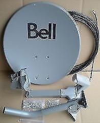 Directv Dish Network  Bell Satellite Shaw Direct HD Antenna IP TV CAT5 or CAT6 TV Mounting Installations Repair