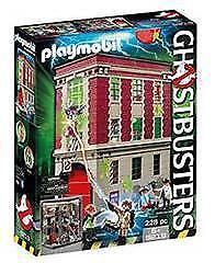 Tradewind Toys PLAYMOBIL Ghostbusters Firehouse (9219)