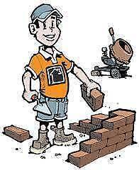 Bricklayer small jobs Perth Perth City Area Preview