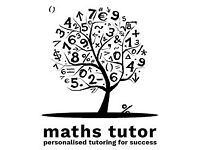 Maths Tutor/Online tuition - KS3 –GCSE -AS-Level ---FIRST LESSON FREE---