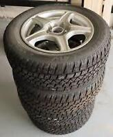 For Sale 24570R16 Artic Claw Brand New Snow Tires