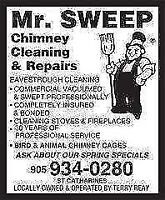 Chimney Cleaning & Repairs