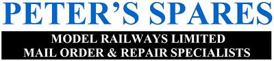 Peters Spares Model Railways Ltd