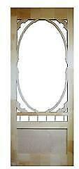Merrett Home Hardware Building Centre Homestead Screened Pine Door - 34x82""