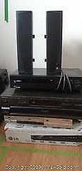 Koss DVD Player, Panasonic DVD Player, CD Players, Speakers and more B