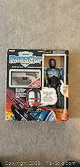 "Robocop 1993 Talking Light & Sound Audiotronic 12"" Action Figure In Original Box"