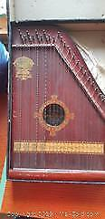 Mandolin, Antique Menzenhauer Guitar Zither A