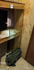 Dresser and Glass C
