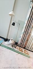 Lamps and Shelves A