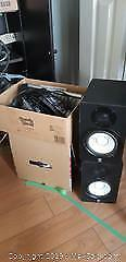 Yamaha Powered Speakers and Computer accessories A