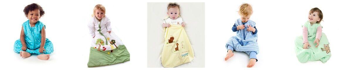 Schlummersack Babyschlafsäcke
