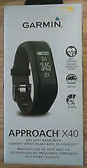 Overstock Liquidation Garmin Approach X 40 GPs Golf Band with Elevate Wrist Heart Rate Technology