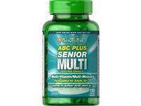 ABC Plus® Senior Multivitamin Multi-Mineral Formula