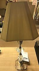 Lighting Interiors & More 166 607 Robert Abbey Crystal Accent Lamp