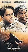 The Shawshank Redemption VHS