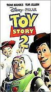 Toy Story 2 VHS